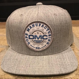All Grey Snap Back