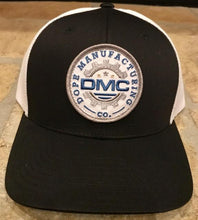 Black/White Trucker Snap Back