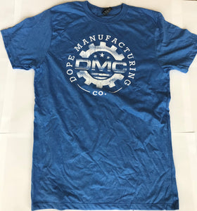 Royal Blue Vintage Tee