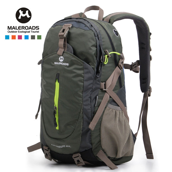 Maleroads Daypack Outdoor Sport Backpack