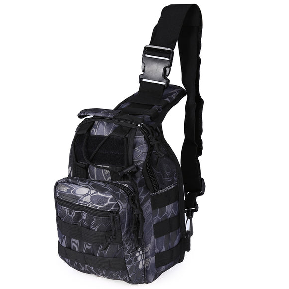Outdoor Camping Shoulder Backpack