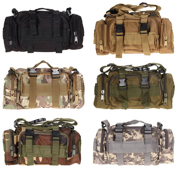 Waterproof Military Tactical Waist Pack