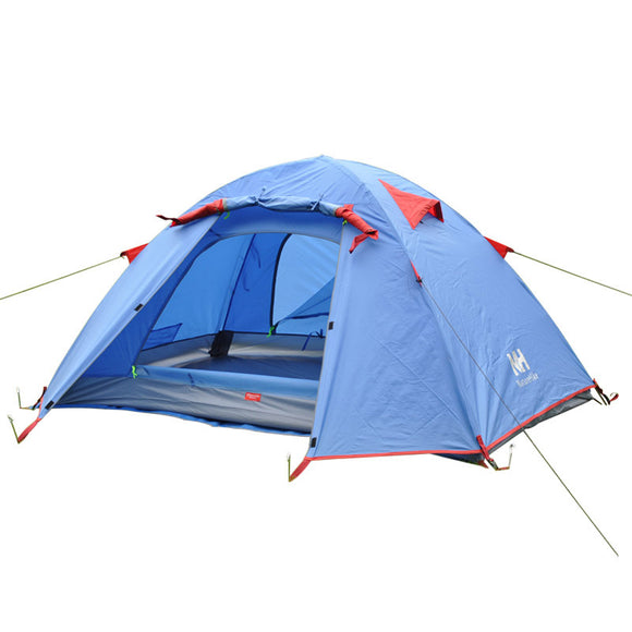 Naturehike Waterproof Windproof Outdoor 2 person Double Layer Aluminum Pole Tent