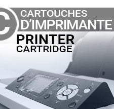 Cartouche d'imprimante - Printer Cartridge