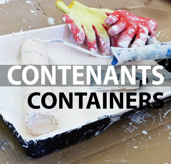 Contenants / Containers