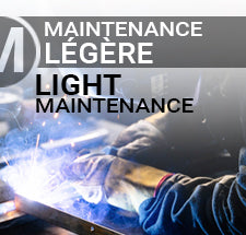 Maintenance Légère / Light Maintenance