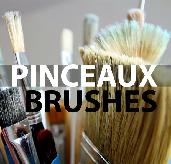 Pinceaux / Brushes