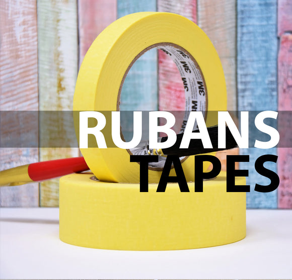 Rubans / Tapes