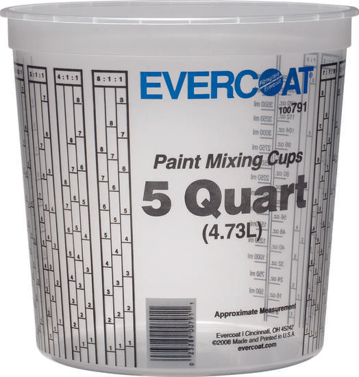 Evercoat - Pot à mélanger gradué / Graduated Mixing Cup
