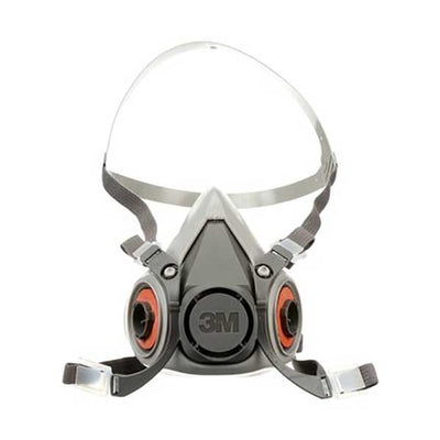 3M - 6200 - Demi-Masque Respirateur / Half Mask Respirator - Medium