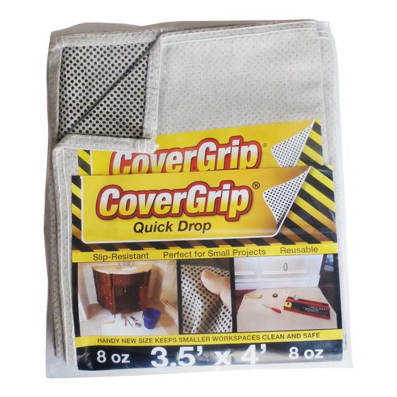 CoverGrip - Toile de sécurité - Safety Drop Cloth