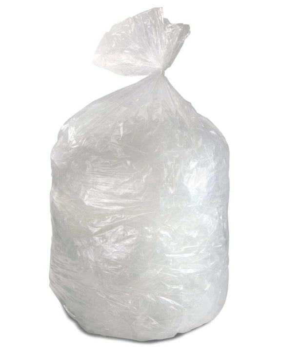 DuraPlus - Sac à Ordure Transparent Fort / Clear Garbage Bag Strong - 0.8mil