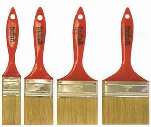 Bennett -Red Bee - Pinceau pure soie écono/ Pure Bristle Economy Brush
