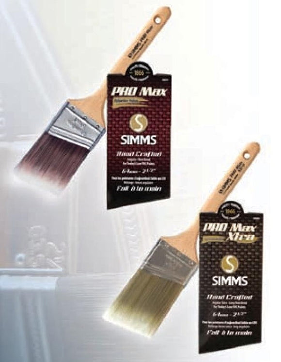 Simms - Pinceau Elite - Angulaire / Elite angular brush