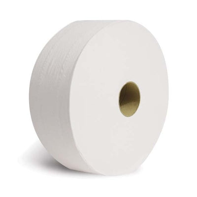 Cascades - PRO Perform - Papier Hygiénique Blanc 2Plis / Bathroom Tissue White 2Ply - 6un