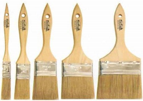 Bennett - Manche en bois - pure soie / Wood Handle - Pure Bristle