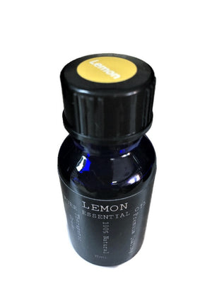 Lemon Essential Oil - Dancing Orchid SoapWorks