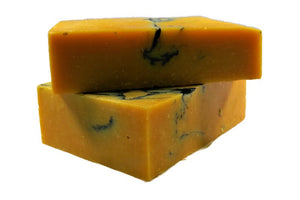 Tomato Leaf And Charcoal Soap - Dancing Orchid SoapWorks