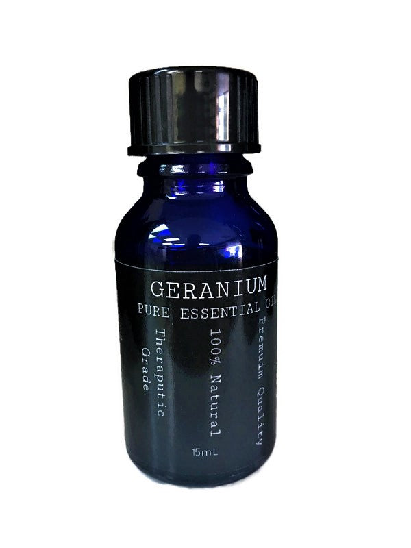 Geranium (Egyptian) Essential Oil - Dancing Orchid SoapWorks
