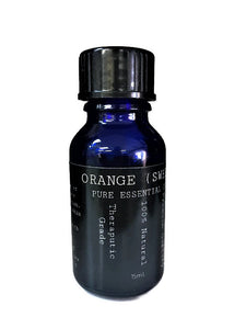 Orange (Sweet) Essential Oil - Dancing Orchid SoapWorks
