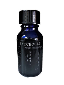 Patchouli (Dark) Essential Oil - Dancing Orchid SoapWorks