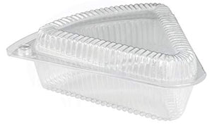 Shallow Pie Slice Container, 300/Case