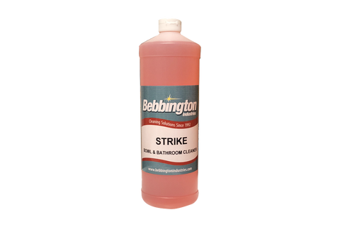 Bowl & Bathroom Strike Cleaner 1 Liter   ***EACH***