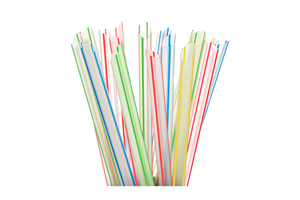 Bubble  Tea Straw  8'' Colored #1000 pcs