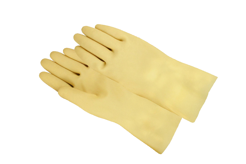 Kitchen Gloves, Canner, 12pairs, #Medium, #8