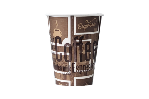 COFFEE CUPS  LATTE CUP  12 OZ  1000 PCS