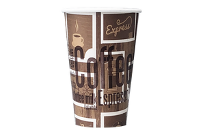 COFFEE CUPS  LATTE CUP  16 OZ  1000 PCS