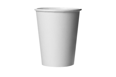 Coffee Cups,  **Plain**,  8 oz,  1000 pcs