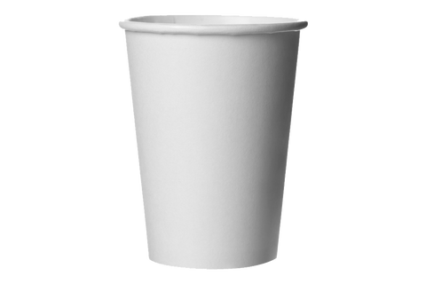 Coffee Cups,  **Plain White**,   16 oz 1000pcs