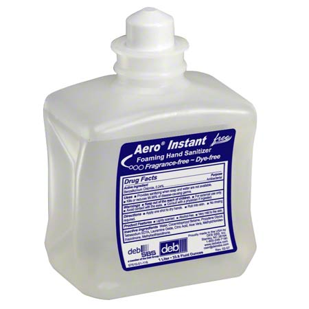 DEB Instant Foam Hand Sanitizer, 1 Liter Bottle
