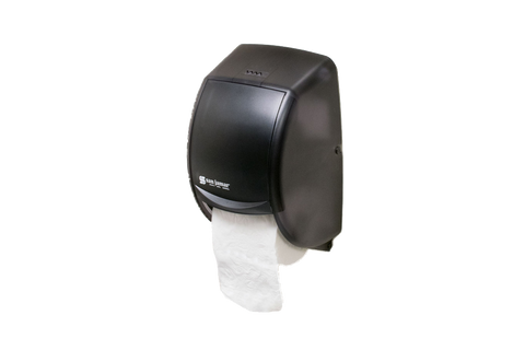 Dispenser-Bathroom Tissue, Double Roll Plastic