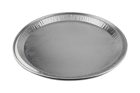 FOIL CATERING TRAY ROUND 18'' 25PCS