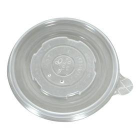 Hy Pax Eco Lids for Kraft Container 8 oz  1000pcs