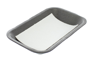 Meat Tray Pad 50gm  White   2000 pcs
