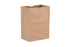 Paper Bags Brown, 500 pcs/Bundle, #8 LB