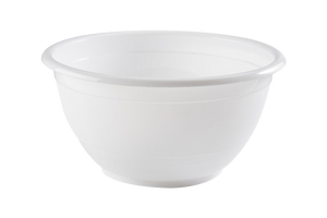 Microwavable Bowl, CLEAR, 32 oz, 300pcs, #Maple Leaf, #B0732-C