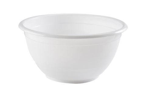 Microwavable Bowl, CLEAR, 24 oz, 300pcs  #Maple Leaf, #B0724-C