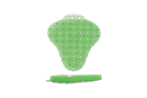 Urinal Screen, 60 Days, 2 pcs, Anti-Splash, #Light Green-Apple