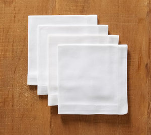 Napkins  Cocktail / Beverage 2 PLY  4x900