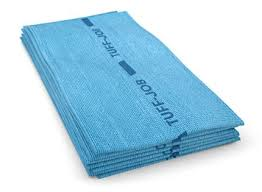 Food Service Wiper, Cloth, 150 pcs, #Blue,  #Weekly  #W922