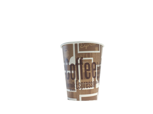 Coffee Cups,  **Latte**  10 oz, 1000 pcs