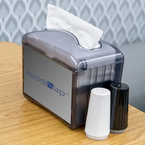 Dispenser for Interfold Tabletop Napkin,  #C402