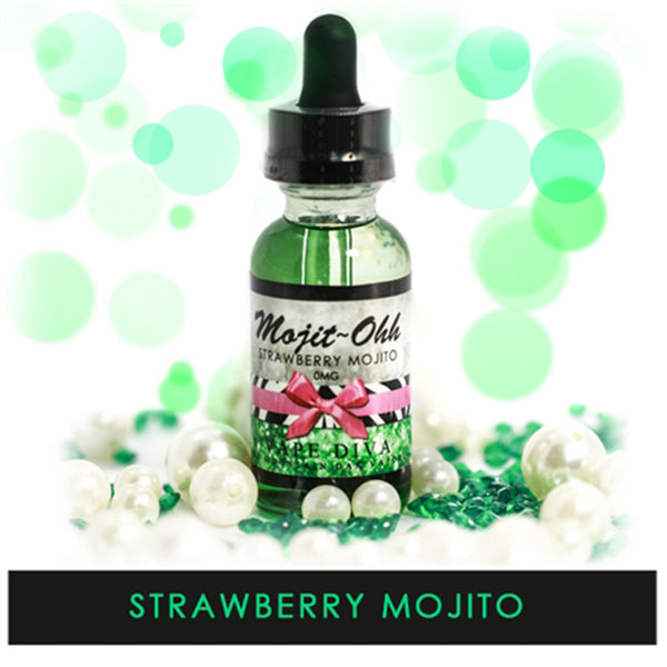 Mojit-Ohh Strawberry Mojito