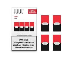 Juul Pods Fruit 4/pck