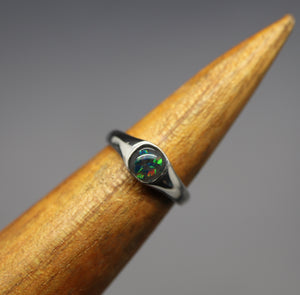 Cremation Ashes Ring for Men