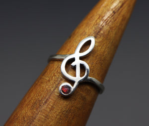 Music Note Memorial Jewelry